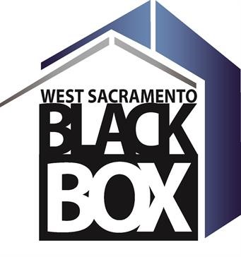 black box theater logo
