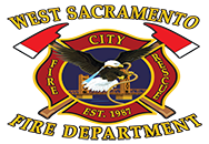 west sac fire logo