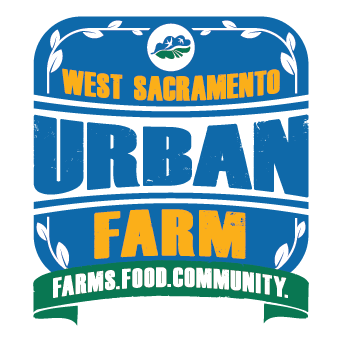 west sac urban farm logo