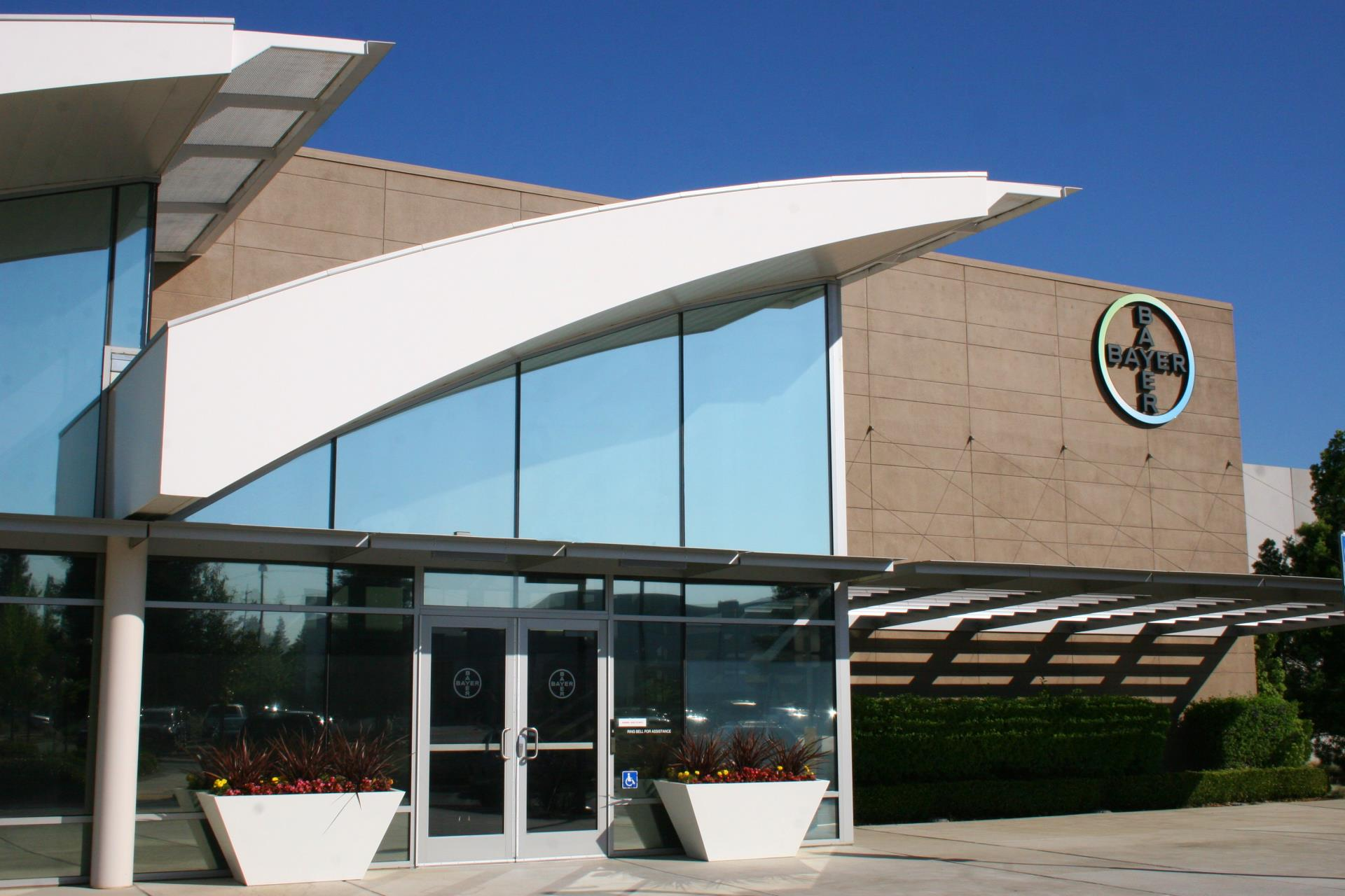 Bayer Crop Science Building in West Sacramento