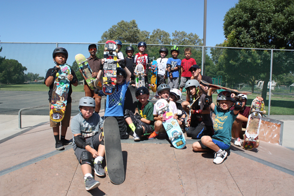 Skate Camp Group