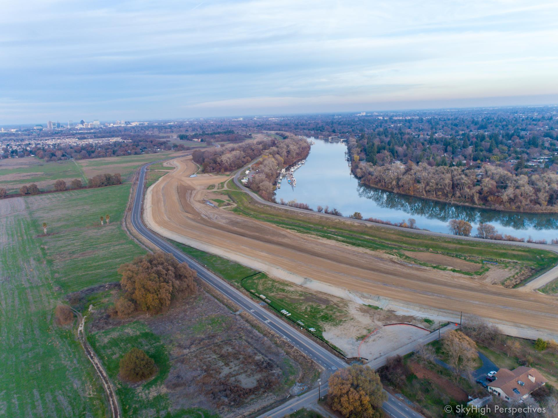 Southport levee-december-2017-2