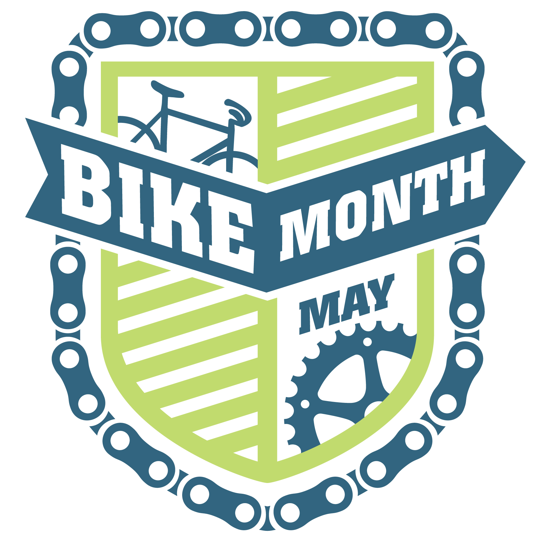 may is bike month 2018 official logo