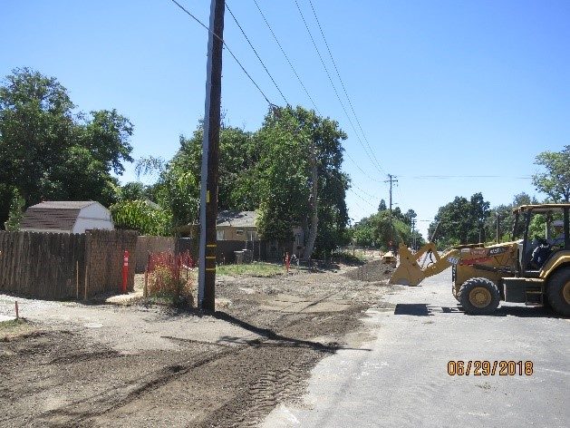 Washington District Infrastructure Project, Road Closures in West Sacramento, public works projects, traffic and transportation news July 8-15