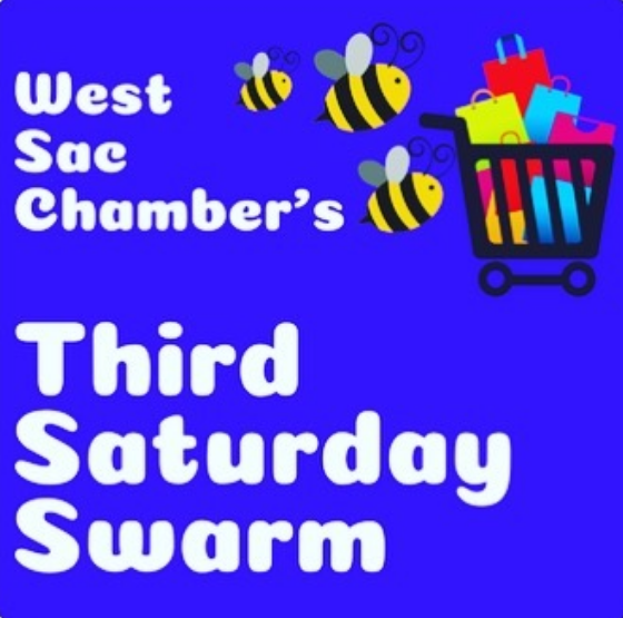 third saturday swarm logo