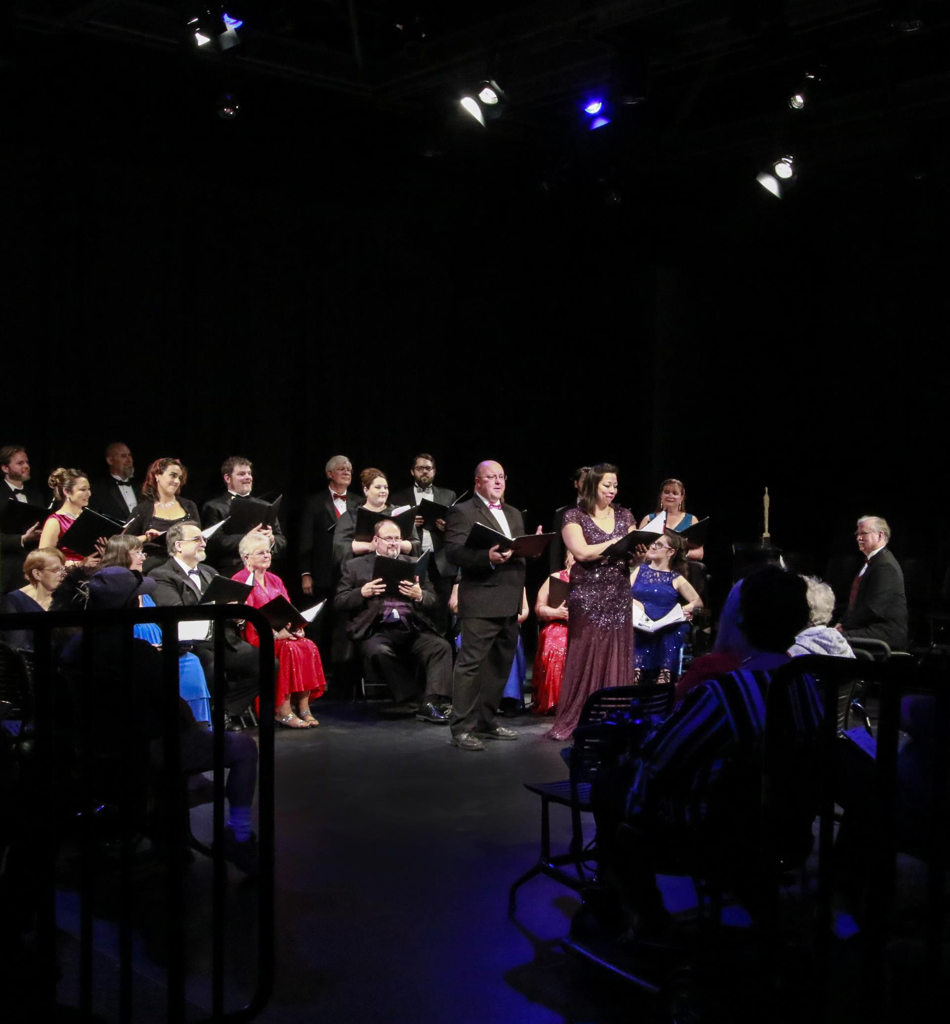 Samantics Concert Photo