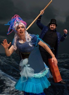 Moby Dick, the Panto