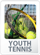 Youth Tennis Lessons Button