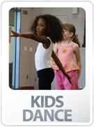 Kids Dance Button