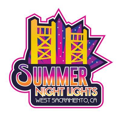 Summer Night Lights Logo