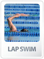 lap swim button
