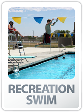 rec swim button