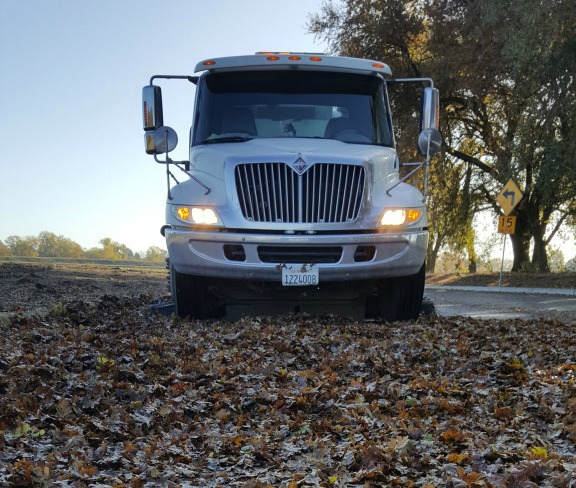 west sac street sweeper