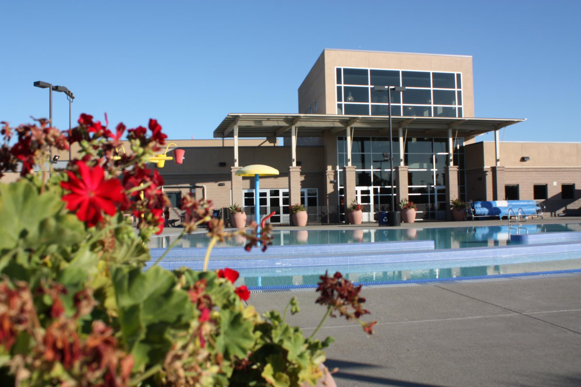 Rec Center Leisure Pool