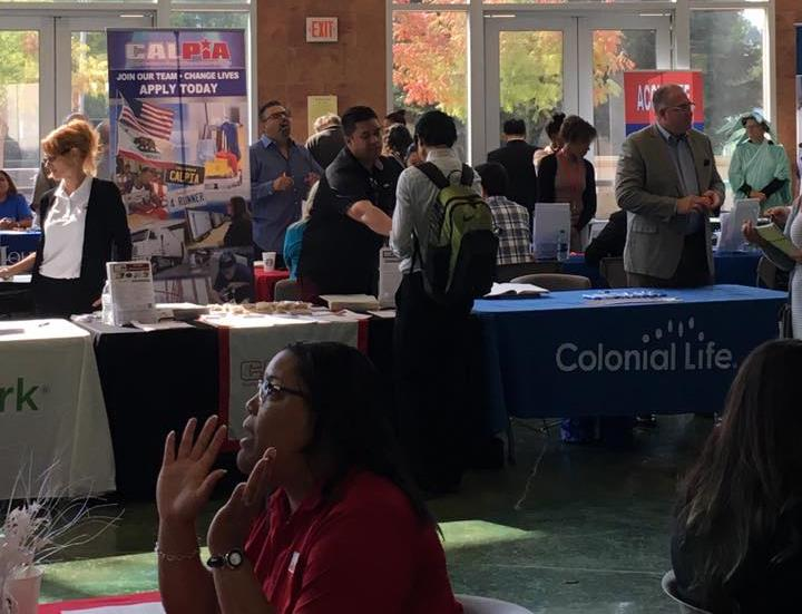 job fair at city hall 2017