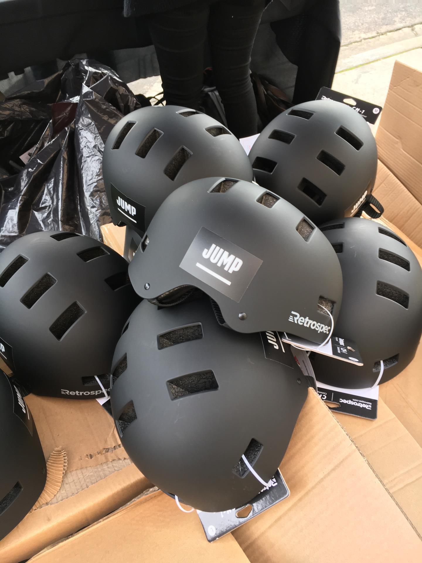 jump bike helmets for the jan 8th giveaway at the barn