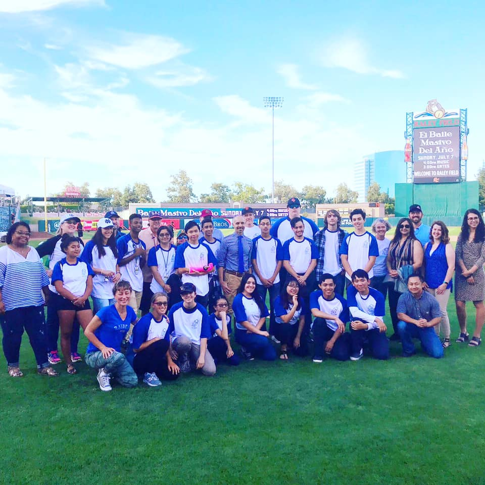 Interns and River Cats