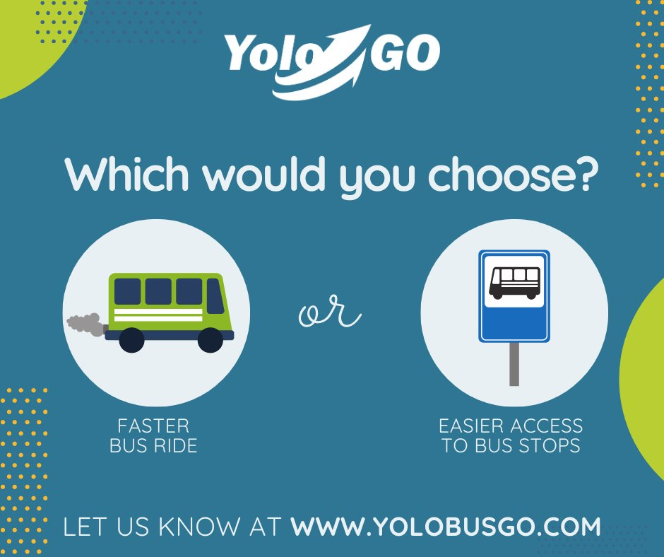 yologo survey graphic for survey on ridership