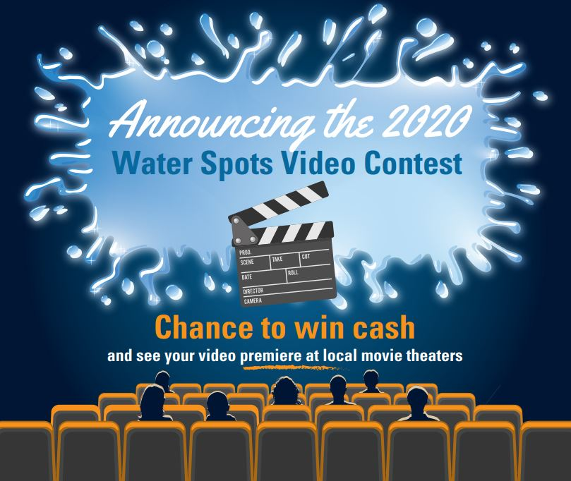 Water Spots 2020 Announcement
