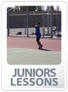 Juniors Leagues Button