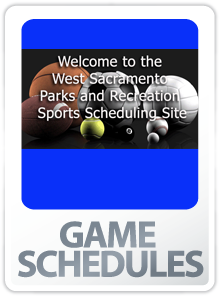 Game Schedules Buttons