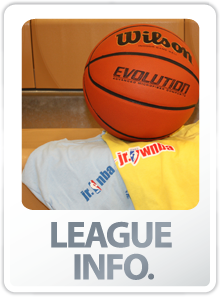 Jr. NBA-WNBA League Info Button