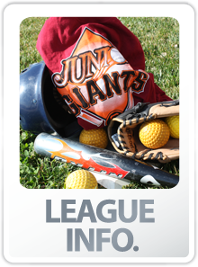 Jr. Giants League Info Button