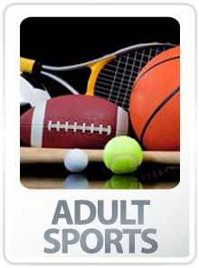 adult sports button