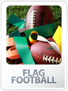 Link to Adult Flag Football League Information, Rulebooks, Scheduling Links
