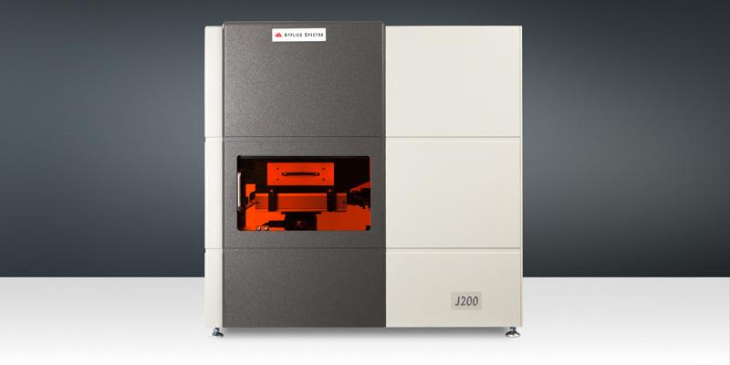 applied spectra machine