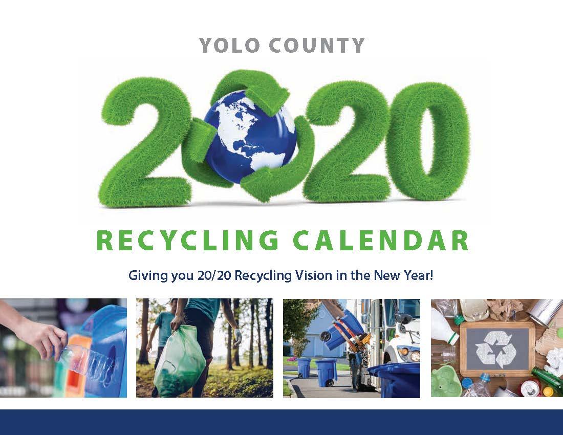 2020 Calendar (City of West Sacramento)